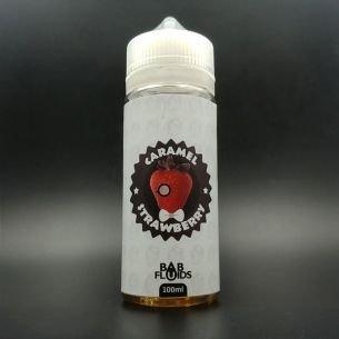 Caramel Strawberry 100ml 0mg - BABFluids
