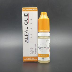 Bubble Gum 10ml - Alfaliquid