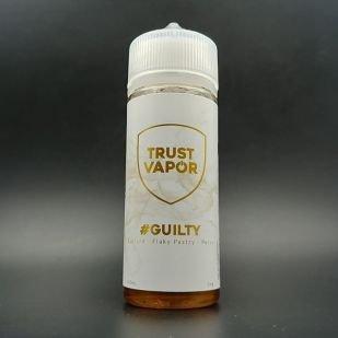 Guilty 100ml 0mg - Trust Vapor