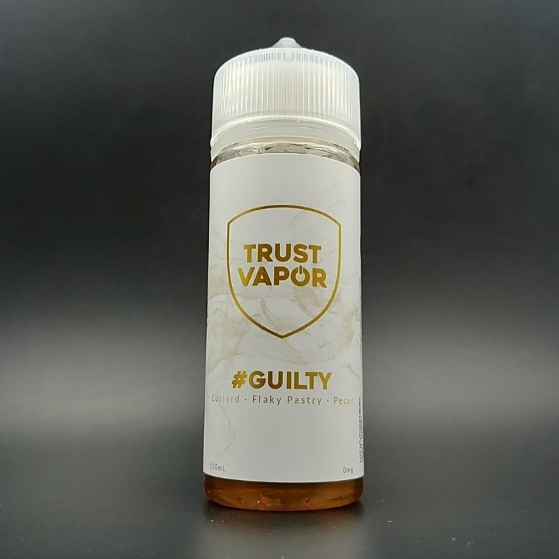 Guilty 100ml 0mg - Trust Vapor