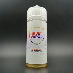 Real 100ml 0mg - Trust Vapor