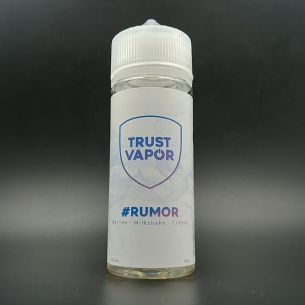 Rumor 100ml 0mg - Trust Vapor
