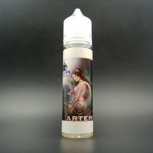 Artemis 50ml 0mg - Cyclops Vapor