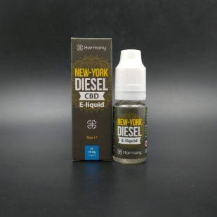 New-York Diesel 10ml 30-600mg CBD - Harmony