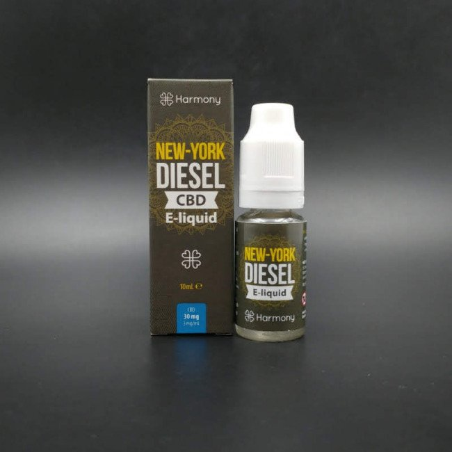New-York Diesel 10ml 30-600mg CBD - Harmony