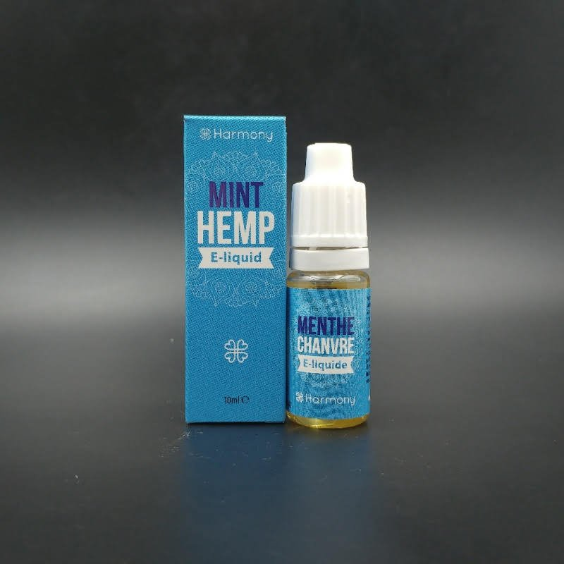 Mint Hemp 10ml 30-300mg CBD - Harmony