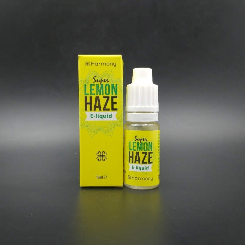Super Lemon Haze 10ml 30-600mg CBD - Harmony