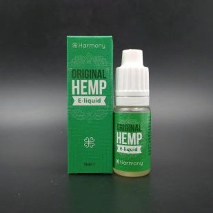 Original Hemp 10ml 30-300mg CBD - Harmony