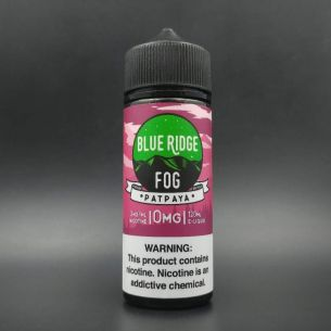 Patpaya 100ml 0mg - Blue Ridge Fog
