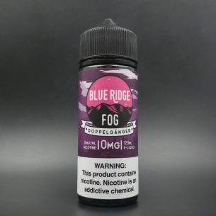 Doppelganger 100ml 0mg - Blue Ridge Fog